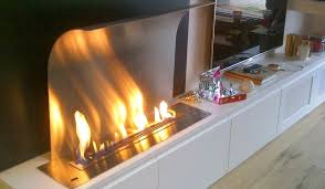 Bio Ethanol Fireplace Insert a fire ventless bio ethanol fireplaces and burners with remote