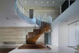 Free Standing Stairs Design Reyhani Contemporary Staircase Orange County By Horst