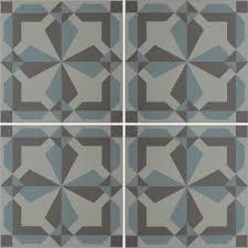 Dark Grey Tile Lewtrenchard Tile