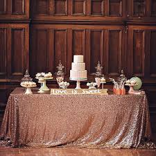 gold table linens color thediapercake home trend