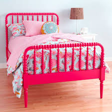 Pink Bed Frames Pink Bed Frame Best 25 Pink Bed Ideas On Pinterest Pink Bedding