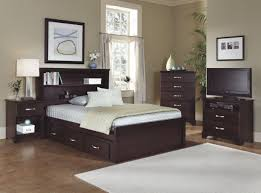 American Woodcrafters Cottage Traditions Carolina Furniture Carolina Signature Bookcase W Underbed Storage