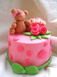 teddy bear cake birthday cakes fondant cake images