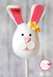 easter cakepops sweet table easter candy bar bunny cake pops tutorial niner bakes