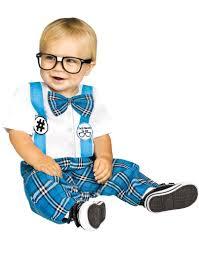 baby halloween custom baby genius toddler nerddy halloween costume u2013 costume zoo