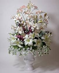 artificial flower arrangements how to make silk flower arrangements like a pro almost overnight