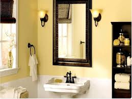 paint color ideas for small bathroom favorable small bathroom wall color ideas yellow paint color for a