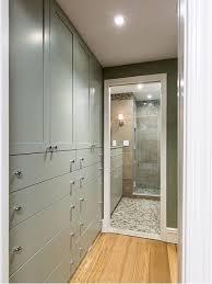 built in closet houzz