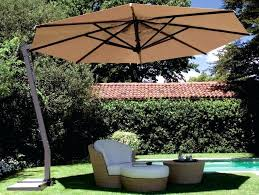 Best Cantilever Patio Umbrella Idea Patio Umbrella Lowes For Best Cantilever Patio Umbrellas 66