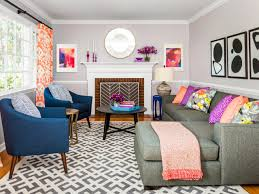 how to decorate a small livingroom make your living room look 20 years younger hgtv