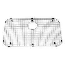 Amazon Com Interdesign Gia Kitchen Sink Protector Wire Grid Mat by Amazon Com American Standard 8445 161700 075 Prevoir Bottom Grid