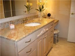 Tile Bathroom Countertop Best Bathroom Countertop Materials Remodel Ideas Home
