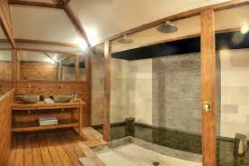 Teak Bathroom Gili Teak Cottages Gili Teak Resort Gili Trawangan