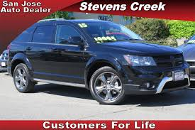 Dodge Journey Black - dodge journey for sale cars and vehicles mountain view
