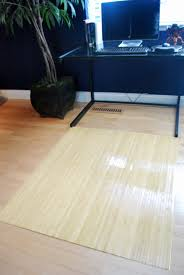 awesome wood floor office chair mat more inspiration office ideas