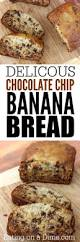 simple chocolate chip banana bread recipe eating on a dime