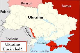 russia map belarus russian envelopment ukraine s geopolitical complexities geocurrents