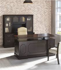 Stand And Sit Desk Traditional Sit Stand Desk Ambience Doré