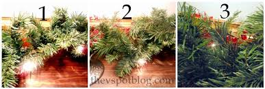make easy garlands wreaths without time money or talent