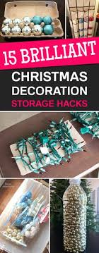 10 tricks for storing your entire ornament collection
