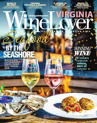 Virginia Wine Trail Map by Virginia Wine Lover Magazine Spring Summer 2016 By Vistagraphics