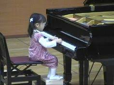 Blind Boy Plays Piano Amazing 3 Year Old Baby Plays Grade 5 Piano 師承邱世傑