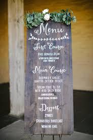 Backyard Wedding Food Ideas Best 25 Wedding Menu Chalkboard Ideas On Pinterest Menu