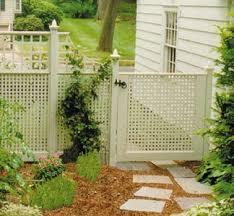 Different Types Of Fencing For Gardens - garden gates greenfellas garden fencing north london