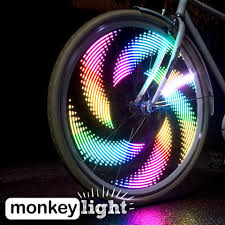 m232 monkey light usa 200 lumen bicycle cycle wheel light at rs