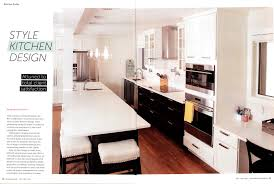 everitt design the kitchen of a full home renovation was featured in home decor renovations the millworkers stuart and karly from legacy originals and style kitchen