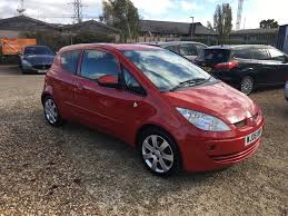 colt mitsubishi 1995 used mitsubishi colt 2006 for sale motors co uk