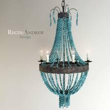 turquoise beaded chandelier 25 best turquoise six light chandeliers chandelier ideas