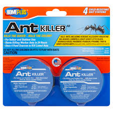 homeplus ant killer child resistant bait stations 4 ct walmart com