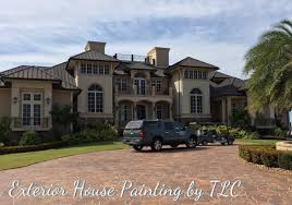 florida painting contractor service for exterior house painting