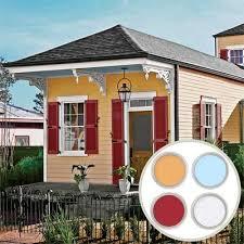 cottage exterior colors cottages and cabins pinterest rutgers
