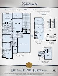 sanctuary floor plans tidewater dream finders homes