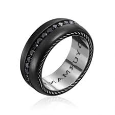 the best wedding band choose the best men s black wedding bands www aiboulder