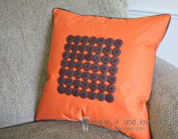 decorate my home part 20 button piping pillow cover make it