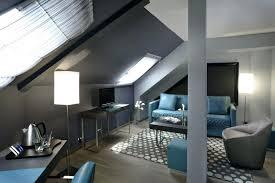 peinture chambre sous pente chambre sous combles couleurs dacco appartement sous comble