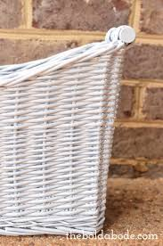 Spray Paint Wicker Patio Furniture - how to spray paint wicker baskets