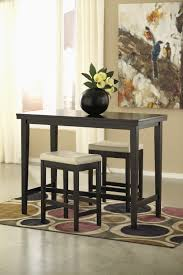 kimonte counter height dining room set by ashley home gallery stores