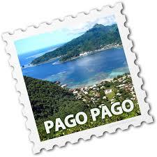 American Samoan Flag Samoan Post Office U2014 Steve Lovelace