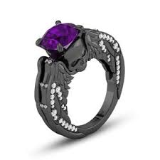 skull wedding rings wedding rings wedding rings