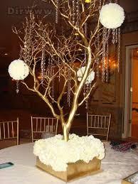 Manzanita Branches Centerpieces Manzanita Crystal Tree Centerpiece Rentals Manzanita Branch Rentals