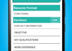 Best Resume Builder App Astonishing Best Resume Builder App 13 Smart Resume Builder Cv