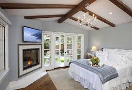 sherwin williams jersey cream bedroom traditional with master suit