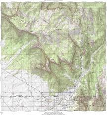 Mountain Map Mountain Map