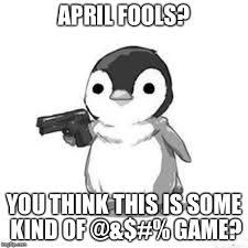 What If I Told You Meme Creator - penguin holding gun meme generator imgflip