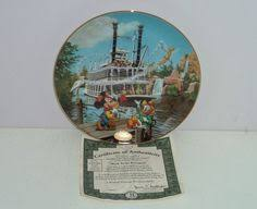 40th anniversary plates disneyland railroad 40th anniversary plate collector limited