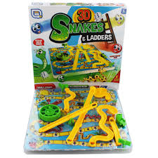 3d snakes and ladders christmas party games at the works